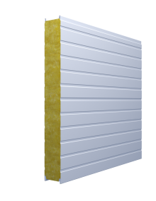 TERMOS CSP – wall panel with mineral wool