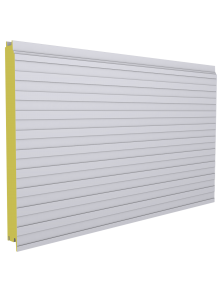 PolTherma TS – wall panel with PUR/PIR