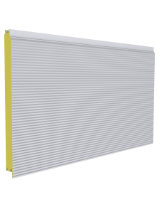 PolTherma PS – wall panel with PUR/PIR filling and hidden lock
